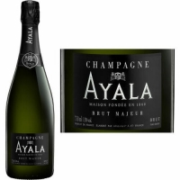 Champagne Ayala Brut Majeur Brut NV Rated 90WE EDITORS CHOICE