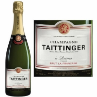 Champagne Taittinger La Francais Brut Rated 92WE