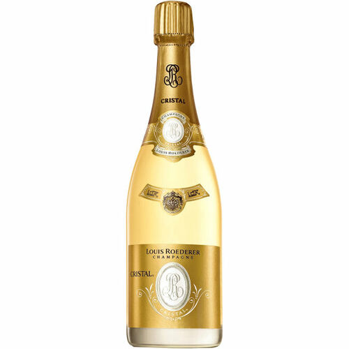 Louis Roederer Cristal Champagne 2012 Rated 98VM
