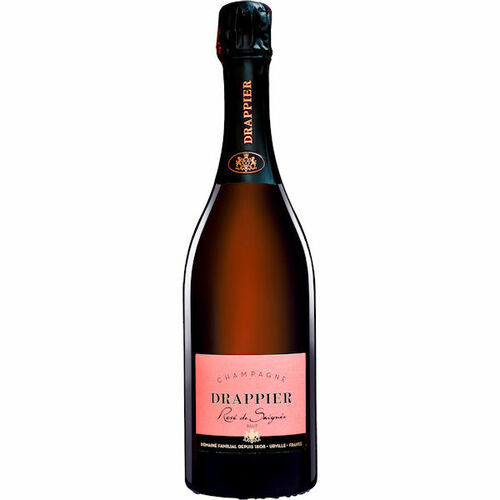 Drappier Brut Rose NV Rated 91WS