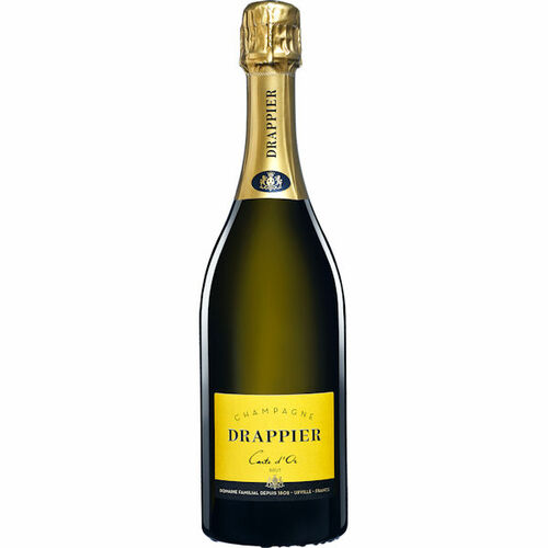 Drappier Carte d'Or Brut NV (France) Rated 91WS