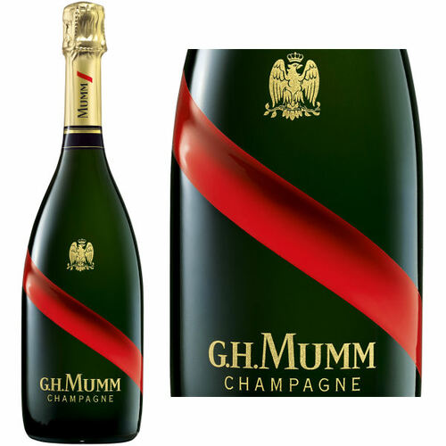 G.H. Mumm Grand Cordon Brut NV Rated 90WS