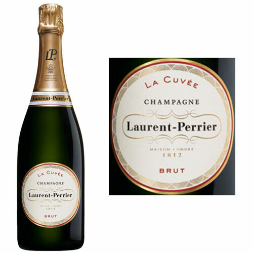 Laurent Perrier La Cuvee Brut NV Rated 91JS