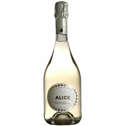 Alice Prosecco Extra Dry Superiore Valdobbiadene DOCG 2019