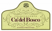 Ca' Del Bosco Franciacorta Cuvee Prestige Brut DOCG NV (Italy) Rated 91WA
