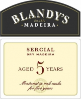 Blandy's 5 Year Old Sercial Madeira