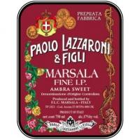 Paolo Lazzaroni & Figli Sweet Marsala DOC (Italy)
