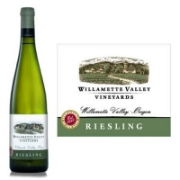 Willamette Valley Vineyards Oregon Riesling 2015
