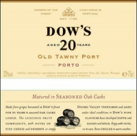 Dow's 20 Year Old Porto Rated 96WE