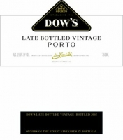 Dow's Late Bottled Vintage Port 2009