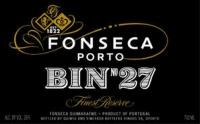Fonseca Bin No. 27 Rated 89WS