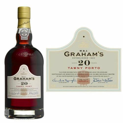 Graham's 20 Year Tawny Old Port