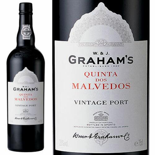 Graham's Quinta dos Malvedos Port 2006 Rated 93WA