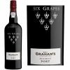 Graham's Six Grapes Reserve Port 750ml Rated 95DM
