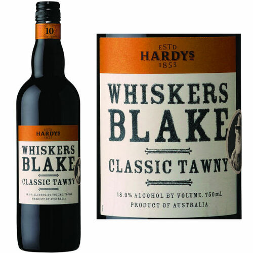 Hardys Whiskers Blake 10 Year Old Tawny Port (Australia) Rated 94WS HIGHLY RECOMMENDED