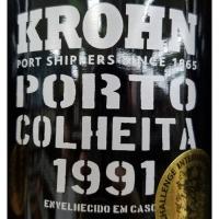 Krohn Colheita Porto 1991