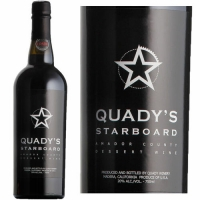 Quady's Vintage Starboard Port 2006 750ml Rated 95WE CELLAR SELECTION