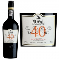 Quinta Do Noval 40 Year Old Tawny Port Rated 91W&S