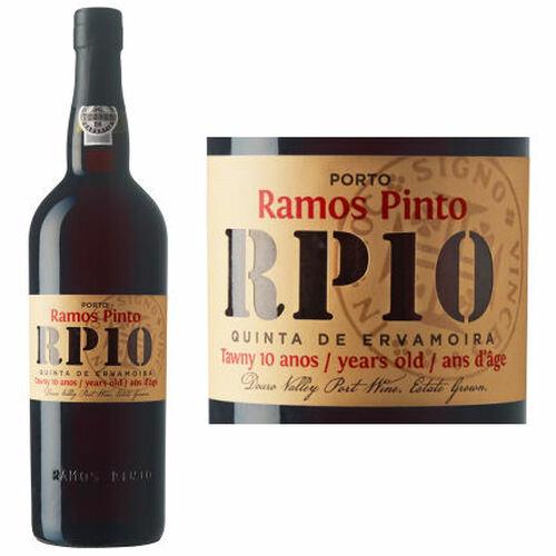 Ramos-Pinto Quinta da Ervamoira 10 Year Old Port