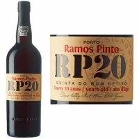 Ramos-Pinto Quinta do Bom Retiro 20 Year Old Tawny Port Rated 93WS