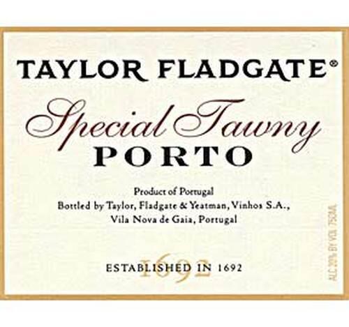 Taylor Fladgate Tawny Port
