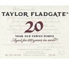 Taylor Fladgate Tawny Port 20 Year Old Rated 92WS