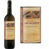 Dios Baco Cream Sherry Jerez 750ml Rated 92WE
