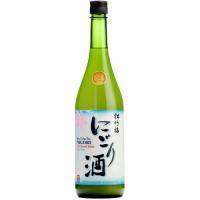 Sho Chiku Bai Junmai Nigori Sake US 750ML (Unfiltered Sake)