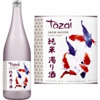 Tozai Snow Maiden Junmai Nigori Sake 300ml Rated 91BTI
