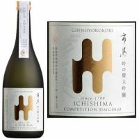 Ichishima Shuzo Ginnoyorokobi Competition Daiginjo Sake 720ml