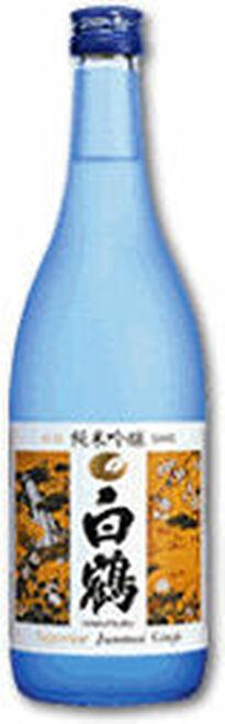 Hakutsuru Superior Junmai Ginjo Sake 720ml