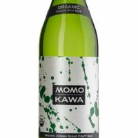 Momokawa Organic Junmai Ginjo Sake 750ml Rated 91BTI BEST BUY