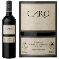 Bodegas Caro Mendoza Red Blend 2013 Rated 96JS