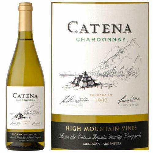 Catena Classic Mendoza Chardonnay 2019 (Argentina)
