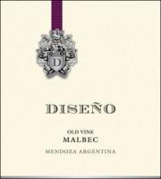 Diseno Mendoza Old Vine Malbec 2015 (Argentina)