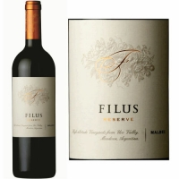 Filus Reserve Malbec 2014 Rated 90WE
