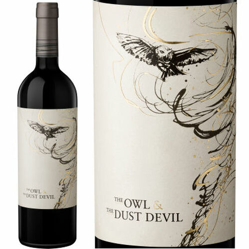 Finca Decero Owl and the Dust Devil Mendoza Red Blend 2015 (Argentina) Rated 91WA