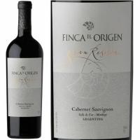 Finca El Origen Gran Reserva Valle de Uco Cabernet 2011 (Argentina) Rated 91WE