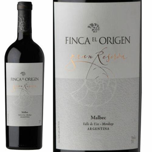 Finca El Origen Gran Reserva Valle de Uco Malbec 2017 (Argentina) Rated 93JS