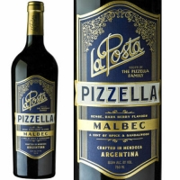 La Posta Pizzella Family Vineyard Malbec 2014 Rated 90WA