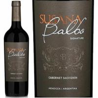 Susana Balbo Signature Mendoza Cabernet 2013 (Argentina) Rated 93JS
