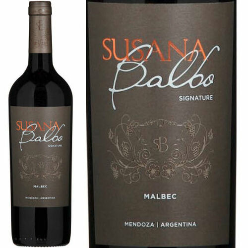 Susana Balbo Signature Mendoza Malbec 2018 (Argentina) Rated 93WA