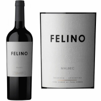 Vina Cobos Felino Malbec by Paul Hobbs 2014 (Argentina) Rated 91JS