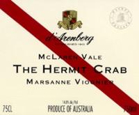 d'Arenberg The Hermit Crab Viognier Marsanne 2015 (Australia)
