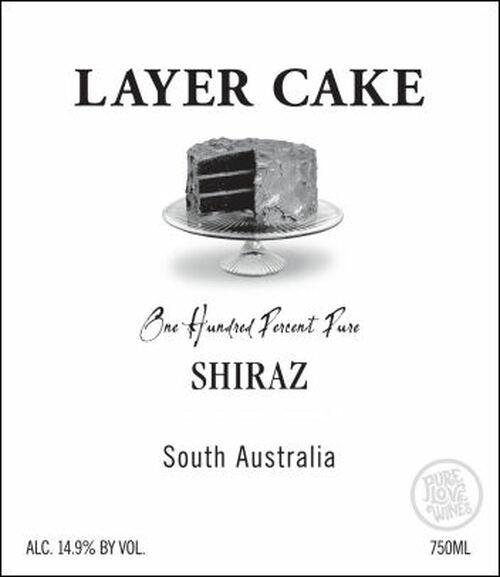 Layer Cake South Australia Shiraz 2019 (Australia)