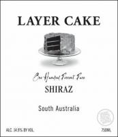 Layer Cake South Australia Shiraz 2018 (Australia)