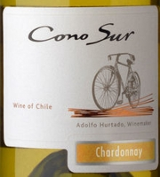Cono Sur Bicycle Chardonnay 2016 (Chile)