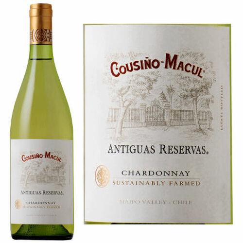 Cousino-Macul Antiguas Reservas Chardonnay 2017 (Chile)