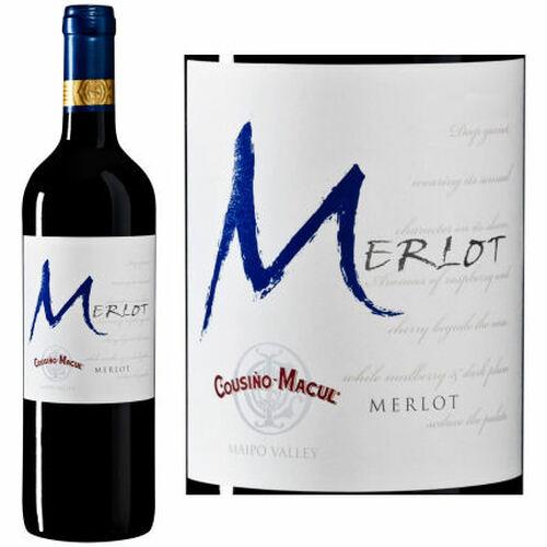 Cousino-Macul Classic Merlot 2017 (Chile)