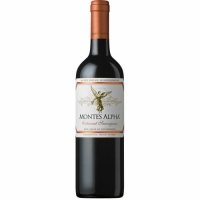 Montes Alpha Cabernet 2011 Rated 89WA